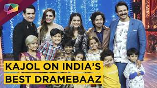 India's Best Dramebaaz Has Kajol As A Special Guest To Promote Helicopter Eela | Zee tv