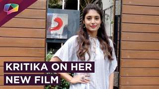 Kritika Kamra Talks About Her New Film Mitron