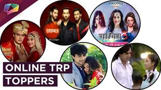 Ishqbaaaz Tops | Yeh Unn Dino, Silsila & More | Online TRP updates