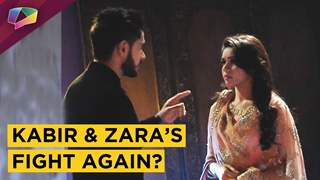 Kabir Asks Zara To Resign | Zara Is Angry | Ishq Subhan Allah | Zee tv