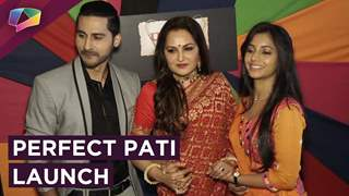 &TV Launches A New Show Perfect Pati | Jayaprada, Sayali, Ayush Interview