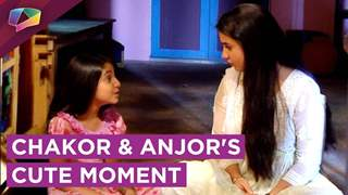 Chakor Spends Time With Anjor | Gets Her Home | Udaan | Colors Tv