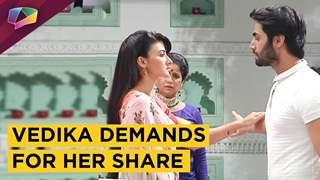 Vedika Stands Up For Her Daughter | Aapke Aa Jaane Se | Zee tv