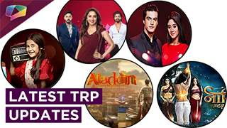 Aladdin Enters TRP Toppers List | Yeh Rishta, Dance Deewane & More | Latest TRP Toppers