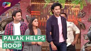 Palak Helps Roop as He Is Thrown Out | Roop Mard Ka Naya Swaroop