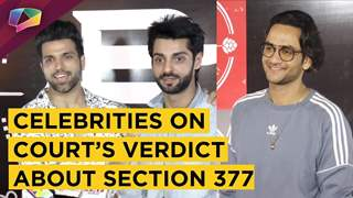 Television Celebrities Share Their Take On Supreme Court's Verdict About Section 377