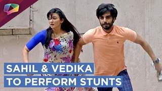 Sahil And Vedika Perform Stunts To Save Their Kids | Aapke Aa Jaane Se | Zee tv