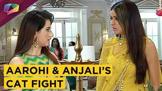 Aarohi And Anjali Get Into A Cat Fight | Ganpati Celebrations | Ishq Main Marjawan