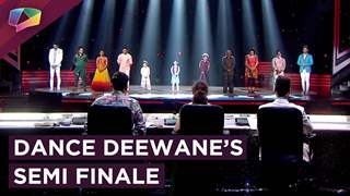Dance Deewane's Semi Finale With Team Manmarziyan | Colors tv