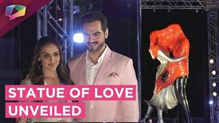 Kasauti Zindagi Kay 2's Statue Of Love Unveiled By Esha Deol And Bharat
