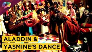 Aladdin And Princess Yasmine Dance Together | Aladdin Naam Toh Suna Hoga
