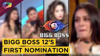 BIGG BOSS 12'S FIRST NOMINATION | Must WATCH | Update On Bigg Boss 12