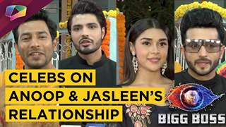 Celebrities REACT To Anoop Jalota And Jasleen Matharu's Relationship | Bigg Boss 12