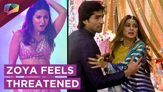 Aditya Tries To Calm Zoya Down As She Feels Threatened | Bepannah | Hina Khan's Special Dance