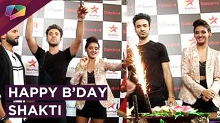 Shakti Mohan Celebrates Her Birthday On The Sets Of Dance Plus 4