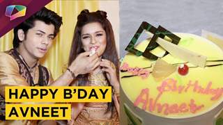 Avneet Kaur Celebrates Her Birthday With India Forums | Exclusive Interview
