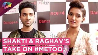 Shakti Mohan and Raghav Juyal Share their Views On #MeToo