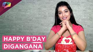 Digangana Suryavanshi Celebrates Her Birthday With India Forums | Exclusive