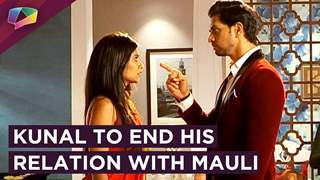 Nandini Goes Missing | Kunal Is ANGRY With Mauli | Silsila Badalte Rishton Ka
