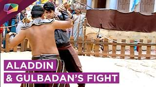Aladdin And Gulbadan's Fight | Aladdin's Ammi Faints | Aladdin Naam Toh Suna Hoga