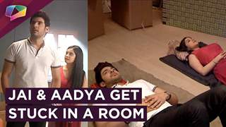 Jai And Aadya Get Locked In A Room | Internet Wala Love | Colors tv