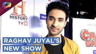 Raghav Juyal Talks About Hosting A New Show | Crazy Wheels