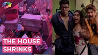 Vikas Gupta Shrinks The House For The First Time | MTV Ace Of Space 40 views