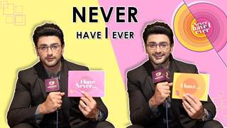 Nishant Malkhani Plays Never Have I Ever With India Forums | Exclusive