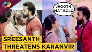 Sreesanth Tries To WARN Karanvir | Calls Dipika LIAR | Update On Bigg Boss 12