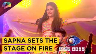 Sapna Chaudhary's Special Dance Performance In Bigg Boss 12 | Update On Bigg Boss 12