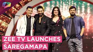 Aditya Narayan And Wajid Ali Talk About Zee tv's Show Saregamapa