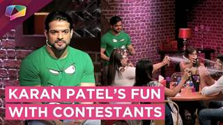 Karan Patel Has Fun & Games With Contestants | Ace Of Space | MTV
