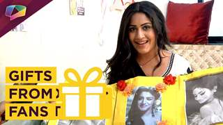 Surbhi Chandna Receives Gifts From Her Fans | Ishqbaaaz