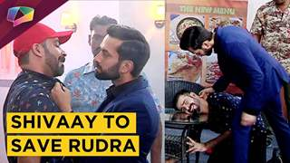 Shivaay To Save Rudra As He Is Kidnapped | Ishqbaaaz | Star Plus1