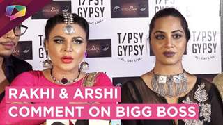 Rakhi Sawant And Arshi Khan Comment On Bigg Boss 12 | Call Sreesanth Their Favourite