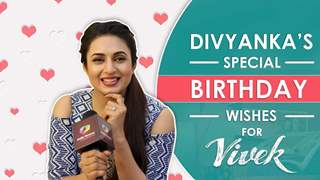 Divyanka Tripathi Dahiya's Special Birthday Wishes For Husband Vivek Dahiya | Exclusive