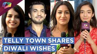 Television Actors Share Their Diwali Wishes | India Forums | Exclusive