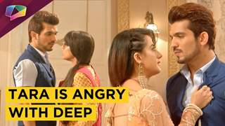 Tara Is Angry With Deep | Virat Goes Missing | Ishq Main Marjawan