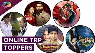 Ishqbaaaz Tops Online TRP Charts | Kasauti & Bigg Boss 12 See A Fall | Online TRP Toppers
