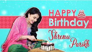 Shrenu Parikh Celebrates Her Birthday With India Forums | Exclusive Interview
