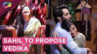 Sahil And Vedika To Share Some Romantic Moments | Aapke Aa Jaane Se