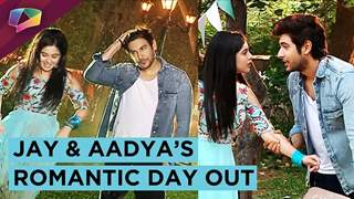 Jay And Aadya Spend A Romantic Day Out | Internet Wala Love