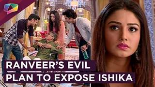Ranveer Wants To Get Ishika And Roop's Truth Out | Roop Mard Ka Naya Swaroop | Colors tv