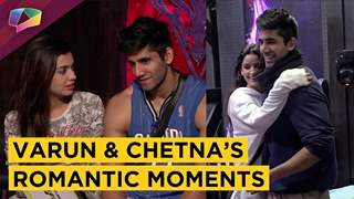 Varun Sood And Chetna Have Some Romantic Moments | Ace Of Space