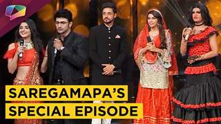 Saregamapa's Special Episode With Adnan Khan, Eisha, Kanika, Nishant & More | Zee tv