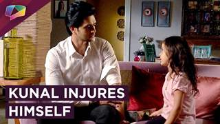 Kunal Harms Himself And Gets Injured | Pari Is Upset With Kunal | Silsila Badalte Rishton Ka