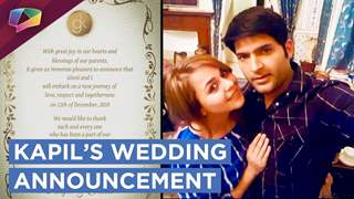 Kapil Sharma All Set To Get Married To Ginni Chatrath | Wedding Announcement
