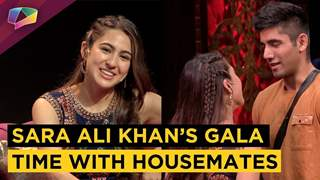 Sara Ali Khan Has A Gala Time On MTV Ace Of Space | Fun & Games With Housemates