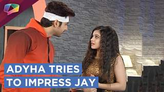 Adhya's Western Look To Impress Jay | Makes Fun Of Her | Internet Wala Love