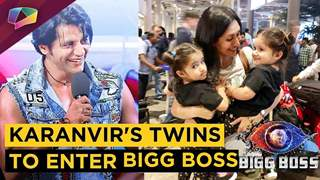 Karanvir's Strength Is All Set To Enter Big Boss Season 12 | Big Boss |Exclusive